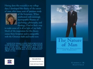 Nature of Man book cover