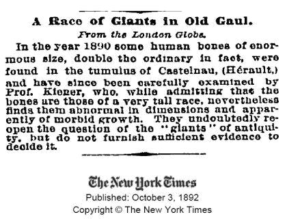 Giants of Gaul